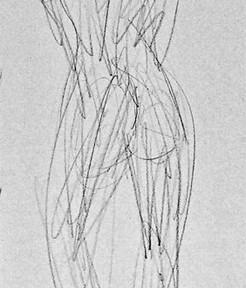 A-215 Demo: Gestural Figure Drawing