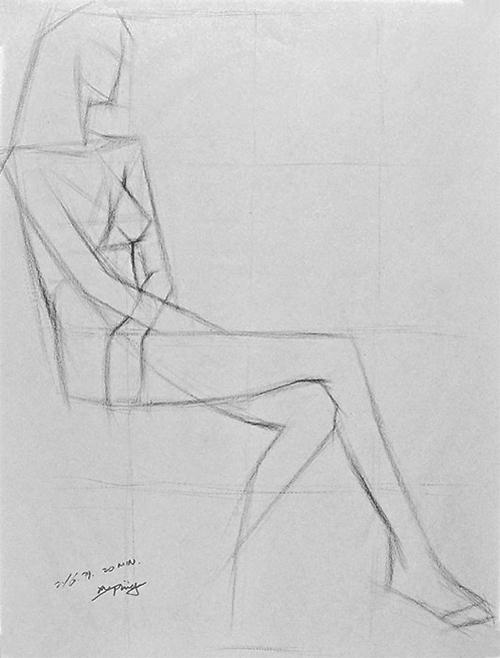 Drawing Using line-1