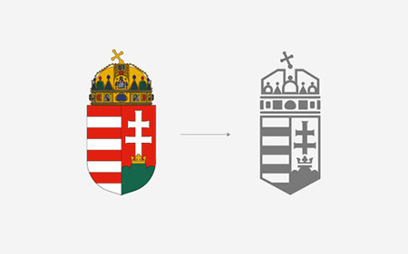 Identity concept for Hungary