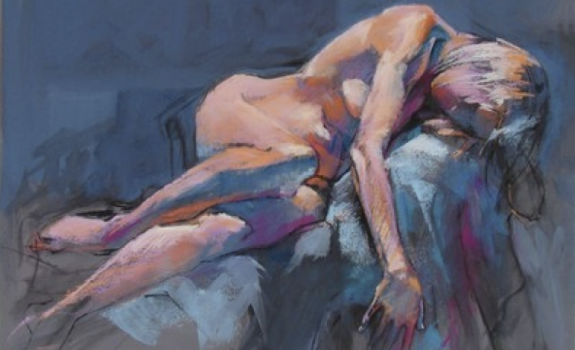 Color Drawing Examples | Art-202 : Figure Drawing / Fall 2014
