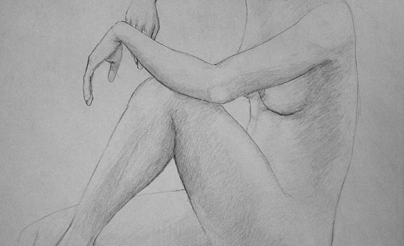 Art-202 / ASF II : Figure Drawing Selected Student Work | Fall 2014