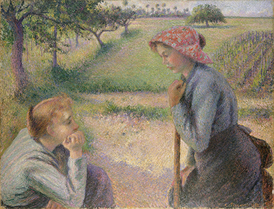 Art-203 / Intro to the Visual Arts – 14 : Neo-Impressionism | Spring 2015