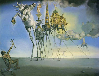 Art-203 / Intro to the Visual Arts – 24 : Dali & Surrealism | Spring 2015
