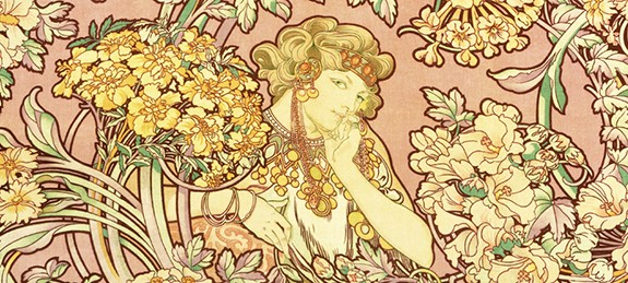 Art-203 / Intro to the Visual Arts – 19 : Art Nouveau | Spring 2015