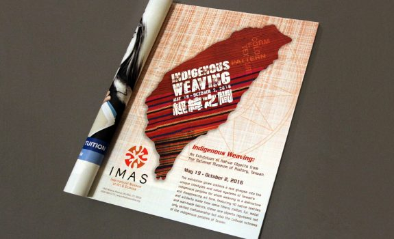 Pro Bono Work 2016 / 2017 – 1 : Ad Campaign for Indigenous Weaving International Exhibition