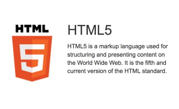 ARTS-4338: The Usage of HTML5 Tags & Attributes