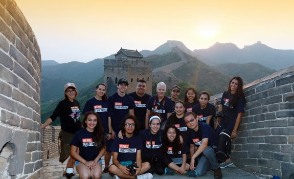 Students gain artistic, cultural perspective studying graphic design and photography in China | UTRGV Study Abroad China Press Release