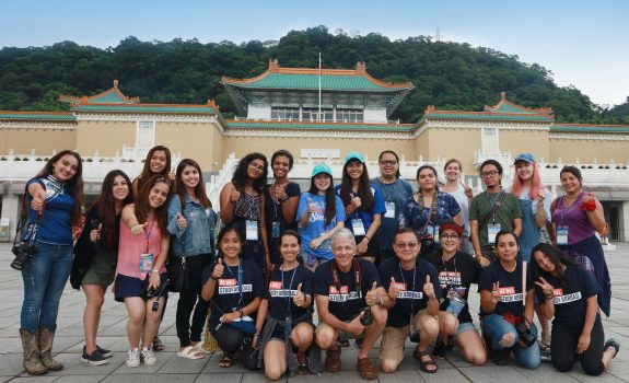 Students captured youngsters' hearts – and vice versa – when teaching English in Taiwan | UTRGV Study Abroad Taiwan Press Release
